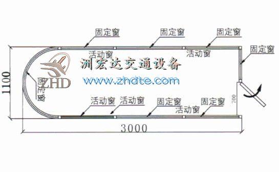 贵州省红龙德州APP下载 岗亭ZHD-GT-17
