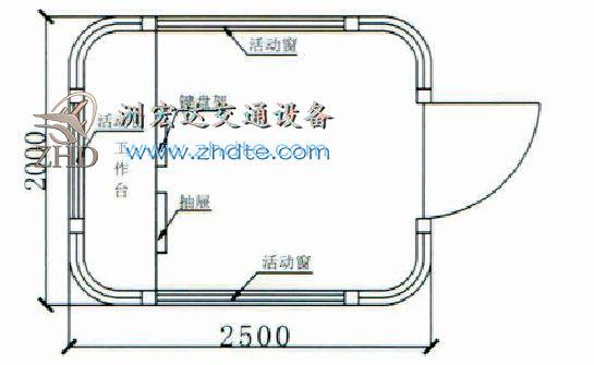 贵州省AG亚游集团网址 岗亭ZHD-GT-34