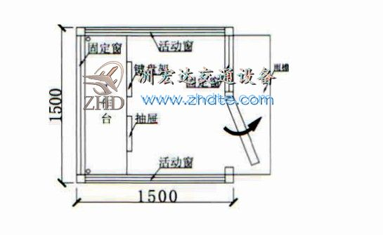 贵州省电子游戏 岗亭ZHD-GT-42