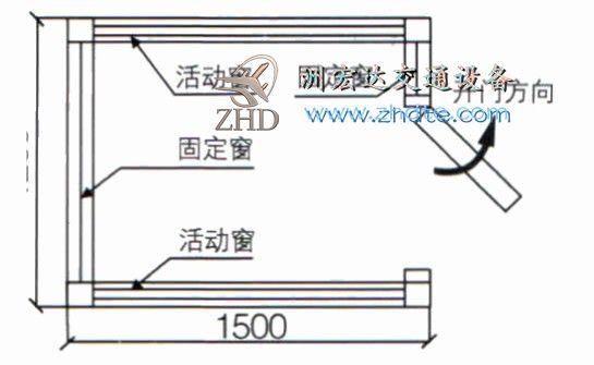 贵州省AG亚游集团网址 岗亭ZHD-GT-18