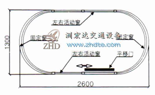 贵州省AG亚游手机版app 岗亭ZHD-GT-43
