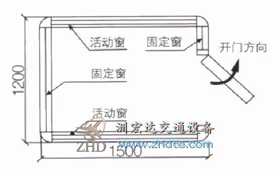 贵州省AG亚游手机版app 岗亭ZHD-GT-04
